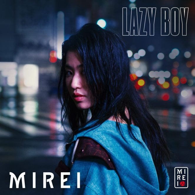 "MIREI - ""Lazy Boy"" official single artwork"
