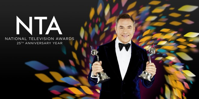 The National Television awards host, David Walliams