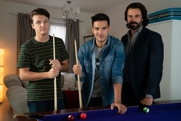 """Christian Vit stars in new BBC show """"The First Team"""""""