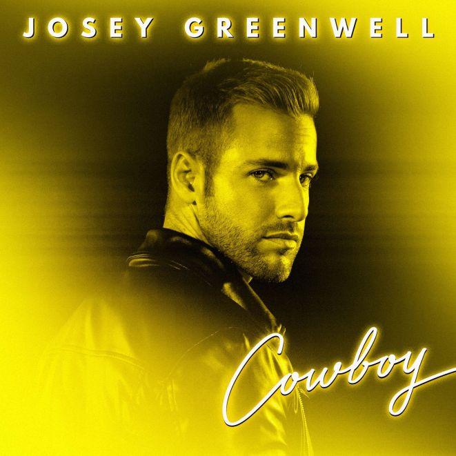 "Josey Greenwell - ""Cowboy"" single artwork"
