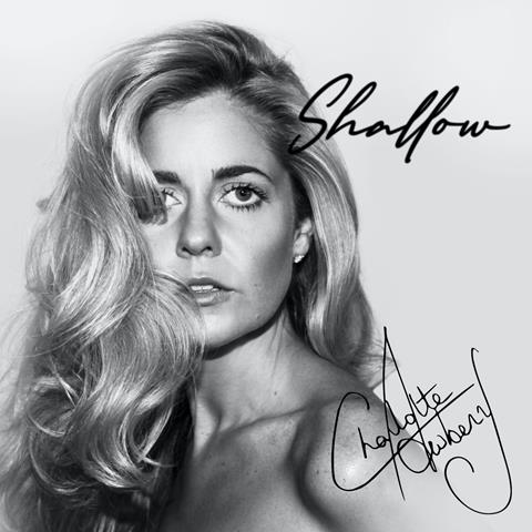"Charlotte Awbery - ""Shallow"" single artwork"