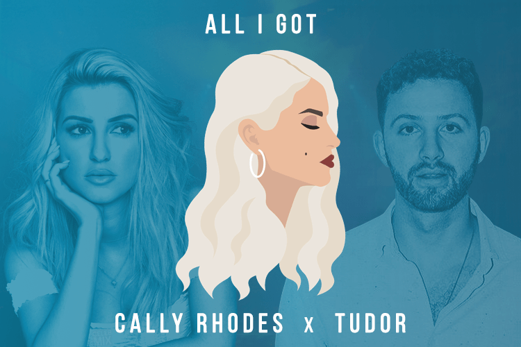 Cally Rhodes and Tudor collaborate on new single 'All I Got' 1