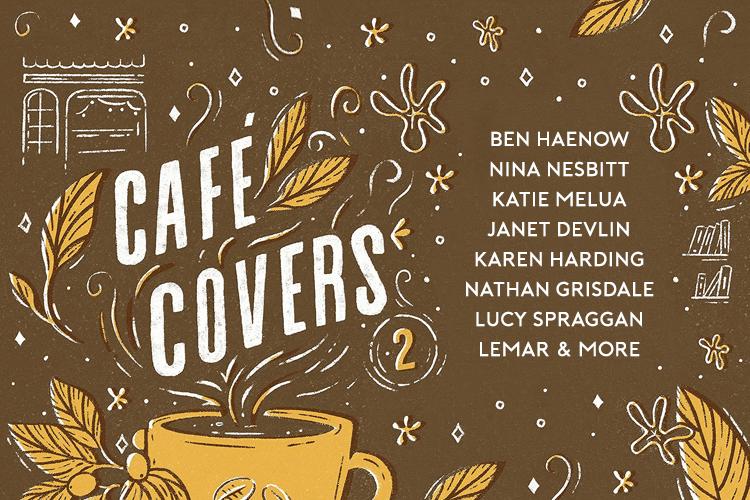 Double J Music Café Covers 2