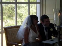 Katie and Andrew Wedding Somerset