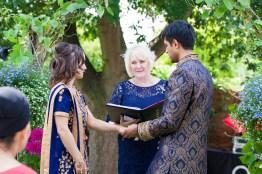 Maria and Ravi Bilingual Wedding in South London