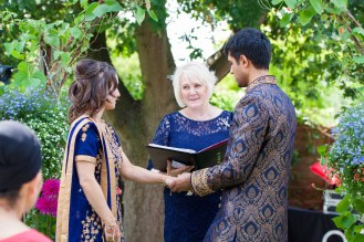 Maria and Ravi Bilingual Wedding in South London