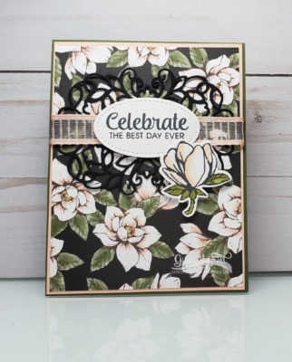 Band Together Ginny Harrell Stampin' Up