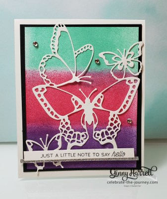 butterfly beauty ginny harrell Stampin' Up!