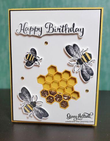 Honey Bee Ginny Harrell Stampin' Up
