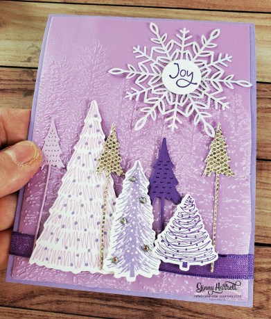 Whimsical Trees Stampin' Up! Ginny Harrell Christmas