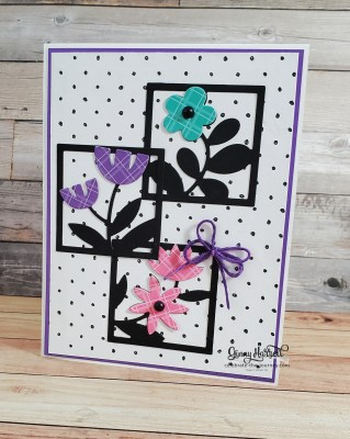 Floral Dies Ginny Harrell Stampin' Up