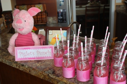 Inspiration A Winnie The Pooh Party Celebrate & Decorate