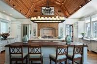 15 Inspiring White Kitchens - Celebrate & Decorate