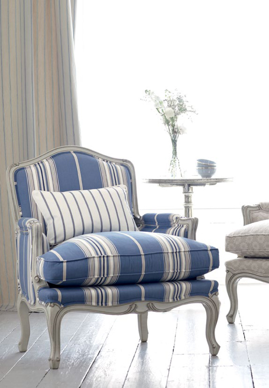 Blue and White Interiors  Celebrate  Decorate