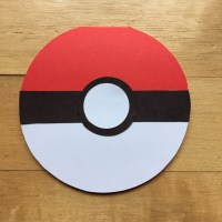 Easy DIY: Pokeball Invitations