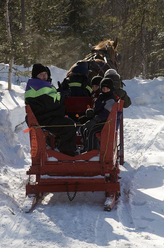 sleigh-ride-in-chicoutimi