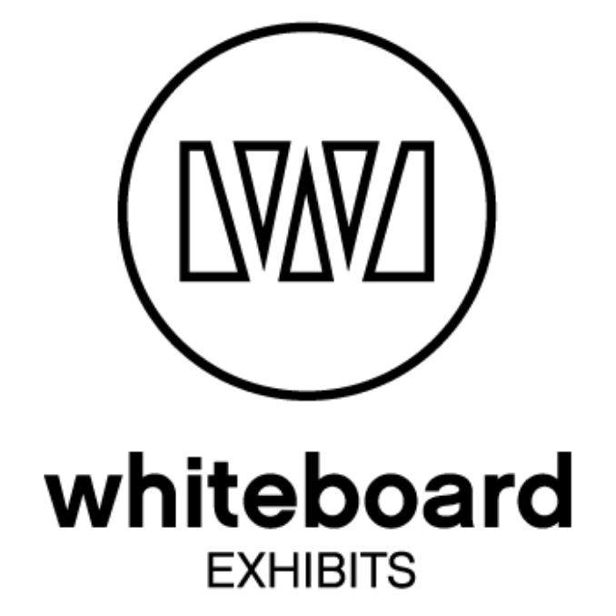 whiteboard exhibits partner logo