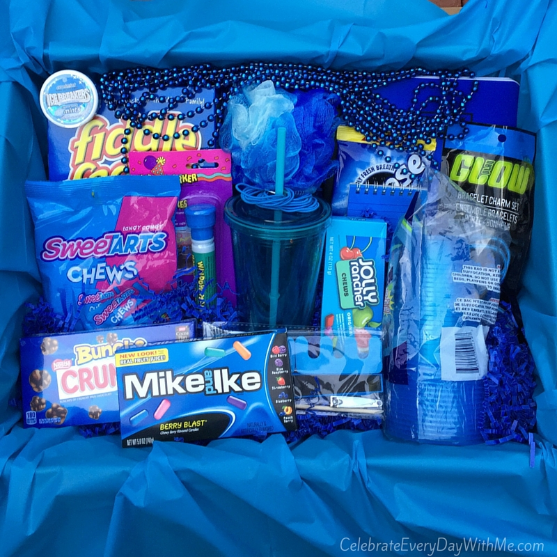 Blue Without You Care Package Celebrate Every Day With Me