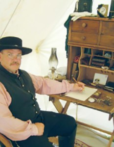 Reenactors, Gettysburg