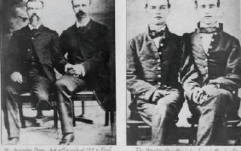 brothers at Gettysburg