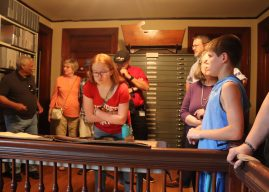 The Home of Storytelling and Discovery for Adams County