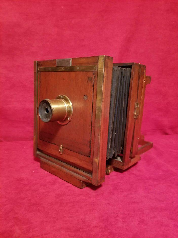 William Tipton's camera