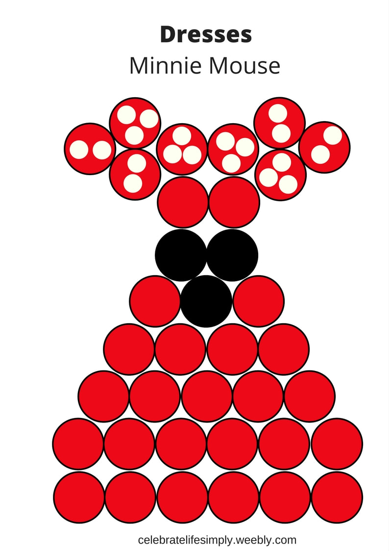 Minnie Mouse Celebrate Life Simply