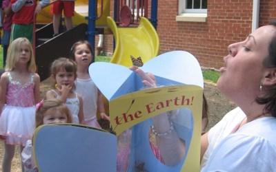 Take the Planet Earth Pledge!