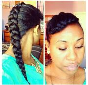 celebrate relaxed hair 3