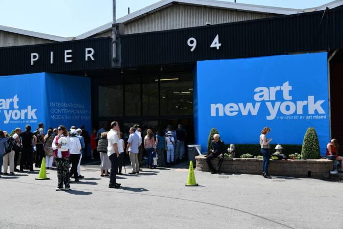 May 2- May 5th Art New York 2019 at Pier 94 NYC