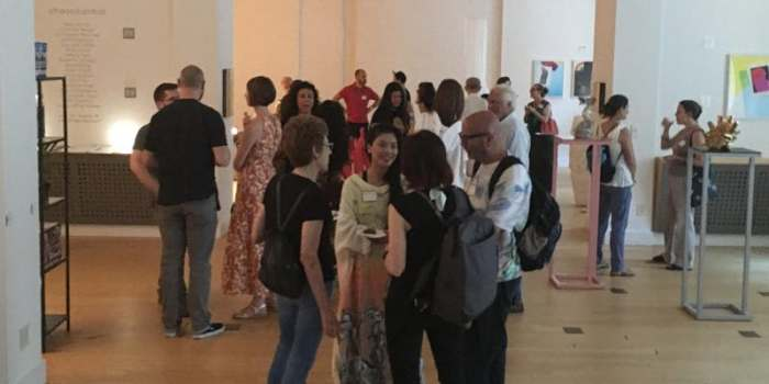 Art Church: Networking Social for Artists and Curators