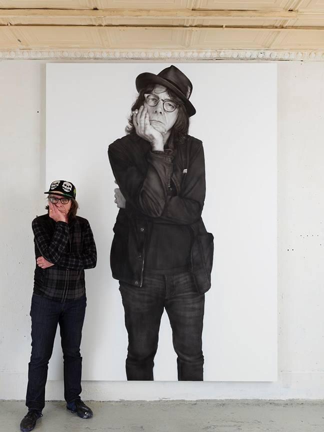 Curt Hoppe: Downtown Portraits