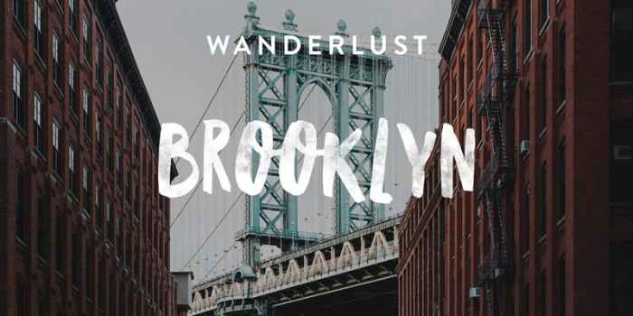 Wanderlust Brooklyn 2019