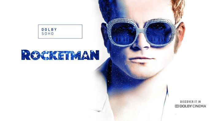 Rocketman Exhibit at Dolby Soho NYC 5 27 19 | Celebrate, Socialize