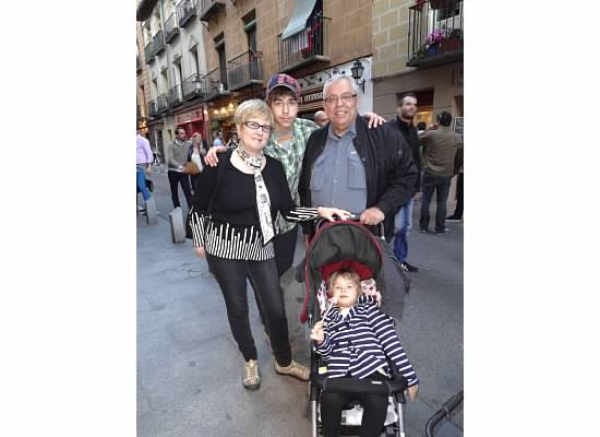 Cava Baja. Family Trip accross Spain.