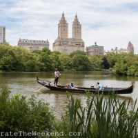Family Visit to Central Park with TV and Movie Tour