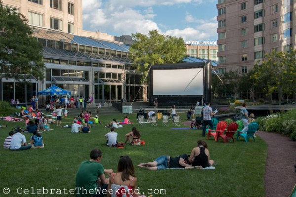 Family Film Festival at Boston's Prudential Center