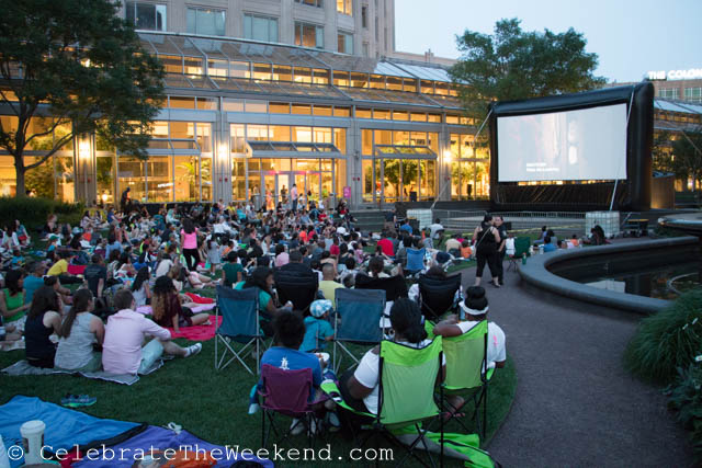 Family Film Festival at Prudential