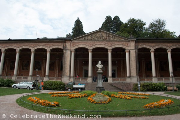 Part 1 of Family Weekend in Baden-Baden: Spa, culture and nature