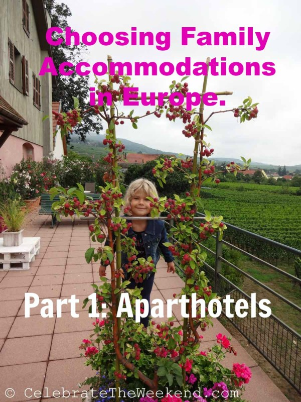 Choosing European hotel: aparthotels offer a combination of both apartment and hotel conveniences