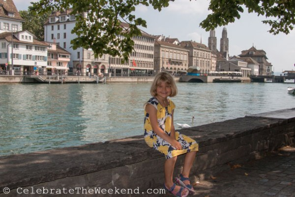 Our family's 24 hours in Zurich