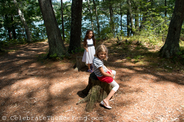 Road tripping Coastal Maine with Kids.