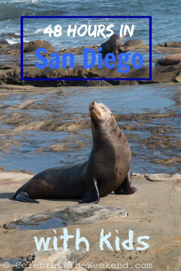 Find out what you can do with only 48 hours in San Diego!