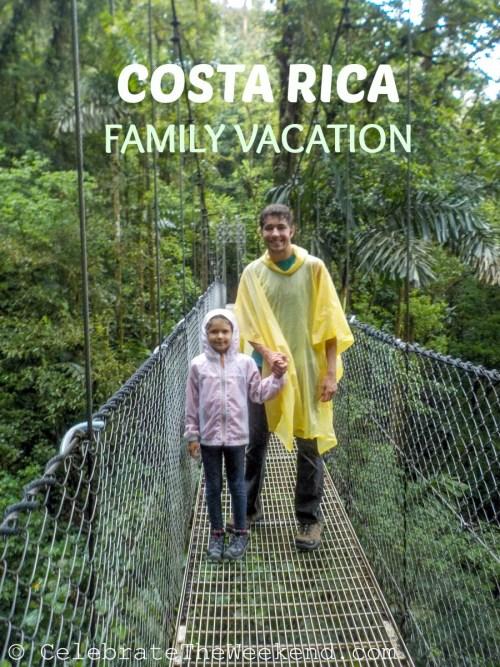COSTA RICA 11-day family itinerary
