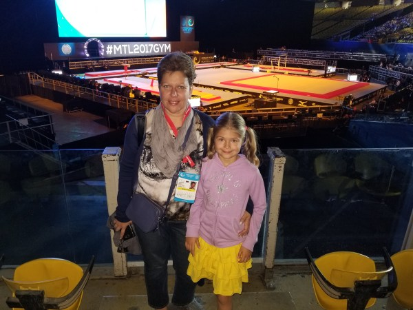 My Montreal Gymnastics Worlds 2017 story in pictures!