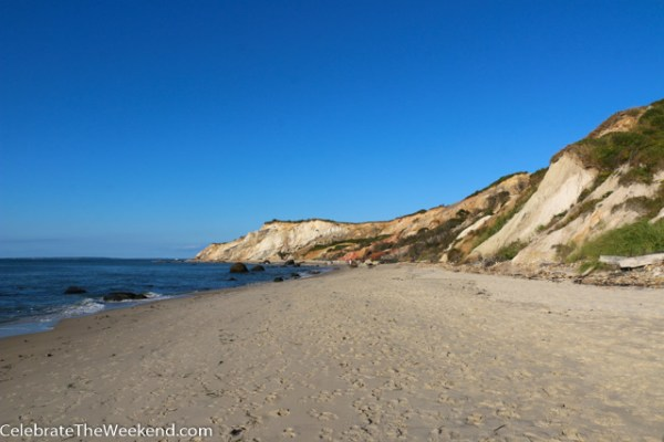 Couple's Day Trip to Martha's Vineyard