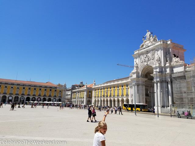 8 hour stoppver in Lisbon