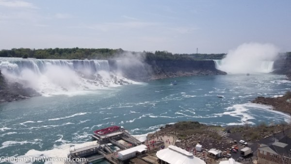 Family Weekend in Niagara Falls Ontario