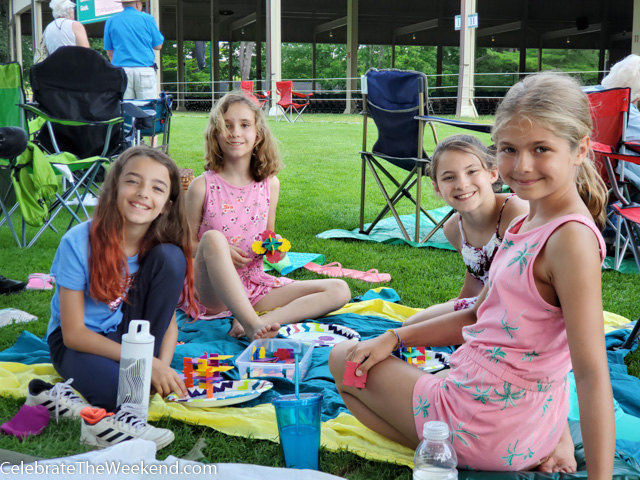 Culture and Picnicking in the Berkshires