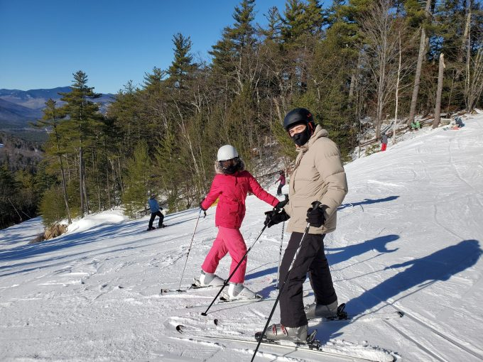 Ski Weekend in North Conway NH